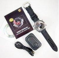 all'ingrosso wireless camera watch-vigilanza della macchina fotografica Mini Wireless Micro nascosta Spy videocamera pinhole sistema wireless Pinhole CCTV di sicurezza video sorveglianza con visione notturna di IR