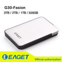 500gb external hard drive - Brand EAGET G30 GB TB USB High Speed Shockproof Encryption External Hard Drives HDDs Desktop Laptop Mobile Hard Disk