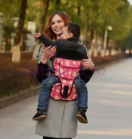 backpack stool - 50PCS LJJH1099 baby Carrier colors baby straps multi function Baby s Backpack removable straps holding baby waist stool Babies Hip Seat