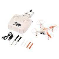 Wholesale Newest CX W Mini UAV Edition WIFI Controlled Quadrocopter with Transmitter Controller