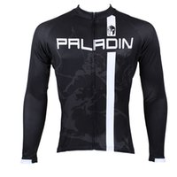 antimicrobial clothing - Black Outfit Best Seller High Quality Cycling Jersey Long Sleeve Cycling Tights Breathable Fabric Antimicrobial Quick Dry Cycling Clothing