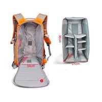 Wholesale Caden E5 Backpack Bag Versatile Water resistant Backpack with Inner Padded Bag for Canon Nikon Sony DSLR Camera