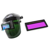 Wholesale New Arrival Solar Auto Darkening Welding Helmet Lens Filter Shade quot x quot