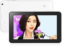 Wholesale Sale quot Inch Quad Core Android Tablet PC Actions Dual Camera mb GB Capacitive Touch Screen GHZ WIFI quot Tablet Pc