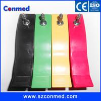 Wholesale High quality Comaptible Adult multifunction Limb clamp Ag AgCI electrode ECG EKG Limb clamps Adult