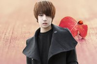 Wholesale Japan South Korea Style Straight Wigs for Men Fashion Short Male Wig Short Non mainstream Wig