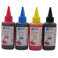 Wholesale Universal Color Dye Ink For EPSON Printers Premium ML Color Ink BK C M Y for EPSON all printer ciss ink