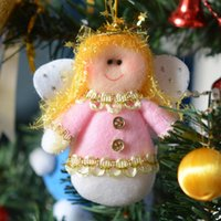baby xmas ornaments - 5pcs Genius Baby Dolls Merry Christmas Tree Decorations New Year Xmas Decoration Supplies China For Home Decor And Trees