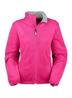 sports ribbon - 2015 New Women Fleece Osito Jacket Fashion Female Pink Ribbon Osito Jacket Outdoor Casual Sports Winter Jacket Mix Women Men Kids