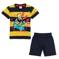Wholesale baby clothing sets children boys clothes new fashion nova kids wear novelty boys clothes sets short sleeve shirts pants CD4816