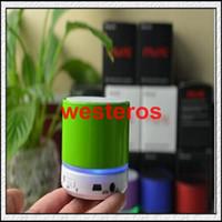 best pc loudspeakers - Best Bluetooth Mini Speaker Wireless Loudspeaker For HiFi iPhone MP4 Tablet PC Music Player s11 speakers