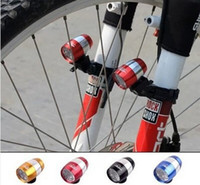 Wholesale New LED Cycling Bicycle Head Front Flash Light Warning Lamp Safety Waterproof