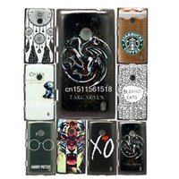 Cheap Mobile Phone Accessories Parts Mobile Phone Bags Cases Case Cover For Sony For Xperia C CN3 S39h C2305 Natural Cool GameThrones Metal