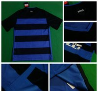 Fútbol Inter de Milán de fútbol Jersey Uniformes 2015 2016 15 16 Kits Tailandia superior del AAA usa ropa baratos de descuento T Shirts Inicio azules