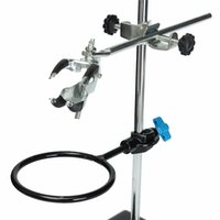 Wholesale Laboratory Iron Stands Support And Lab Clamp Flask Clamp Condenser Clamp Stands mm x x mm High Quality