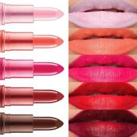 Wholesale 2016 New Makeup Gia Valli Matte Lipstick dhl Free Gia Valli Collection Long Lasting Lip Gloss
