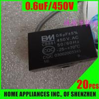 ac fan capacitor - uF V AC CBB61 Air Conditioner Capacitor Fan Capacitor