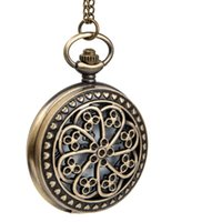 antique ferris wheel - 2016 hot Ferris wheel Pocket Watches Retro Pocket Watch antique jewelry Sweater Necklace Best Christmas gift