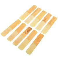 alto saxophone music - Hot Alto Saxophone Reed Bamboo Strength Replacement Repair Useful Music Professional Plastic Box