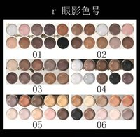 best greens powder - Best Selling color professional color powder eye shadow palette Natural three dimensional color eyeshadow g
