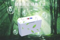 Wholesale 2 battery oxygen concentrator travelling car use long time oxygen supply