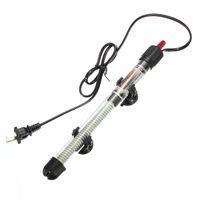 Wholesale Hot Sale W Aquariums Accessories Durable Submersible Heater Heating Rod for Aquarium Glass Fish Tank Temperature Adjustable