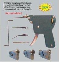 Wholesale EAGLE s Downward LOCK PICK GUN LOCKSMITH TOOLS lock pick set door lock opener padlock tools