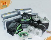 Wholesale Wantai Axis Nema Stepper Motor Single Shaft BYGH450C Driver DQ860MA V A Micro best selling for engraving