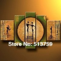 Wholesale 10pcs free fedex Hot sale MODERN ABSTRACT HUGE CANVAS OIL PAINTING WALL DECORATE FREE GIFT