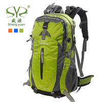 Wholesale 35L Professional Climbing Bags Travel Backpack With rain cover Leisure time Backpack ski backpack Tourism Outdoor sports Bags