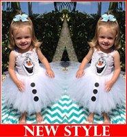 Cheap Children Dresses Best elsa frozen dress