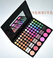 Cheap 78 Color Professional Eyeshadow Palette Fashion Makeup Palette Make Up Cosmetic Eye Shadow 60 Colors EyeShadow 12 Colors Smoky 50set