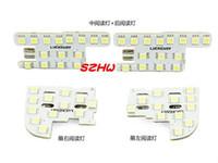 automotive led bulbs - LED car interior reading lights LED car decorative lights case for Honda CRV ON set automotive supplies