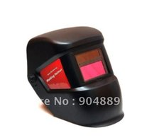 Wholesale Cheap Tig - Best selling nice Cheap Solar auto darkening welding helmet eyeshade+face mask for MAG MIG TIG welding machine and cutting tool