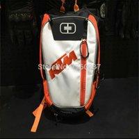 atv bag - NEW Motocross Motorcycle Backpack KTM Hydro Hydration Pack ATV Motorcycle Travel Water bags Bicycle helmet pack