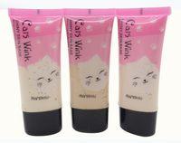 baby powder face - New Arrive Maquiagem Brand Makeup New Face Care Clinched Light Honey Milk Powder Baby Powder BB amp CC Cream By Manshili