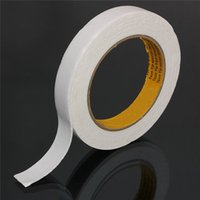 Wholesale Best Promotion White Powerful Double Faced Adhesive Tape Foam Double Sided Tape mm x mm x M