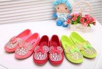 Wholesale 2015 new design children shoes girls canvas sneakers kids polka sport shoes size flats bowknots dot