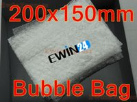 Wholesale Hot Sale Bubble Cushioned Bubble Bag Bubble Pouches Cushioning Wrap Bags x mm