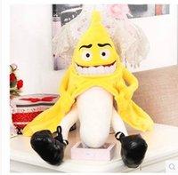 bad banana - HeadPlay Bad Banana Man40CM cm CM Kids Plush Doll Kids Toy Toys For Children Brinquedos Juguetes