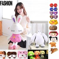 Wholesale 2016 Deluxe cartoon explosion proof electric hot water bottle charging double intervene Hand Po love pillow manufacturers
