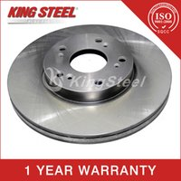 Wholesale Kingsteel Brand Front Axle Brake Discs fit for Japanese Car Parts No S7A E50
