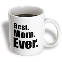 best dishwashers - Best Mom Ever Mother Mugs Custom oz Coffee Cups Dishwasher and Microwave Safe gift to parents