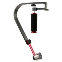 aluminum cam - Smooth Video Stabilizer Handheld Handle Cam Grip Steadicam for DV Camcorder DSLR Camera D891
