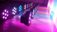 Wholesale LED Par x12W RGBW IN1 LED Wash Light Stage Uplighting No Noise
