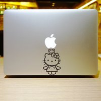 hello kitty laptop skin - Hello Kitty and teddy bear Decal Sticker Skin Apple MacBook Pro Air Mac quot quot quot inch