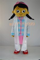 Wholesale Doc McStuffins mascot Cartoon Doll costume party to celebrate Christmas party
