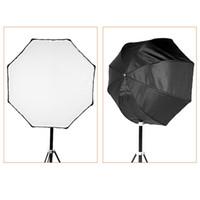 Wholesale NEW Godox cm in Portable Octagon Softbox Umbrella Brolly Reflector for Speedlight Flash