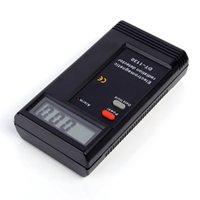 Wholesale 1PC Detector EMF Meter Digital LCD Electromagnetic Tester Radiation Dosimeter PromotionHot New Arrival