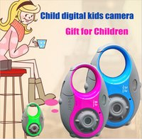 Wholesale NEW Child digital kids camera birthday gift M pixel inch high definition TFT LCD HD video camcorder Mini camera MINI DVR